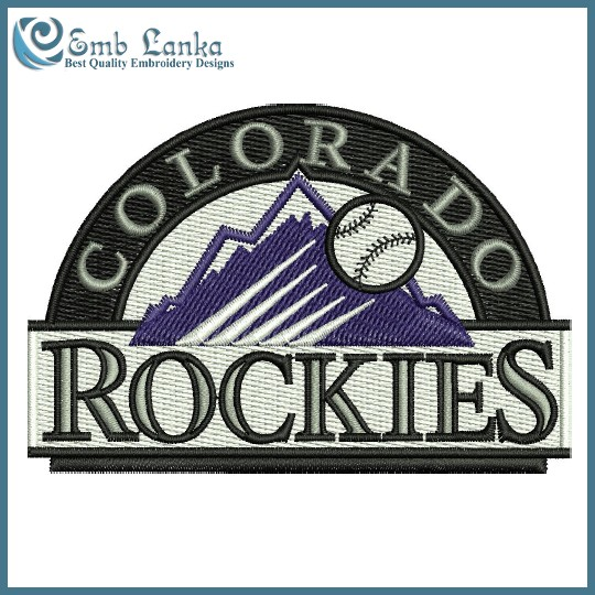 colorado rockies logo coloring pages - photo#36
