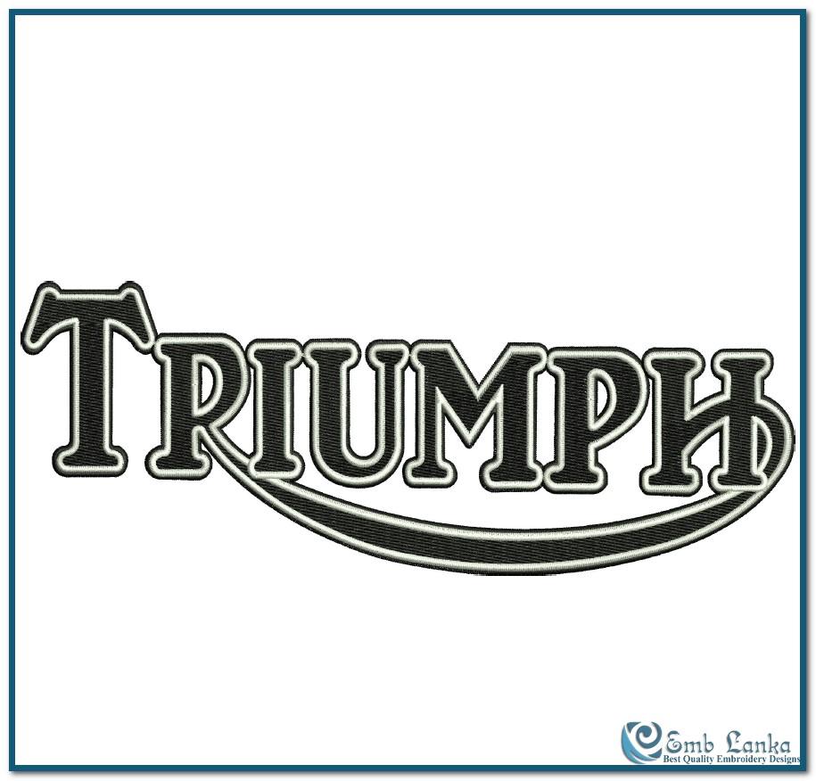 Download Triumph Bold Font