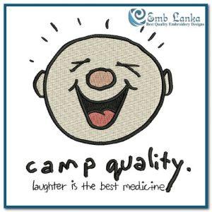 Free Camp Quality Logo Embroidery Design Free designs
