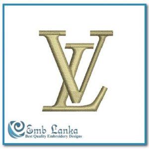 Louis Vuitton Logo Embroidery Design Face Mask Louis Vuitton