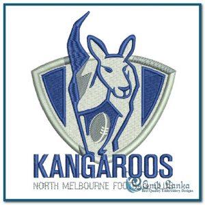 North Melbourne Football Club Logo 300x300, Emblanka