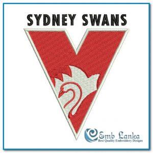 Sydney Swans Logo 300x300, Emblanka