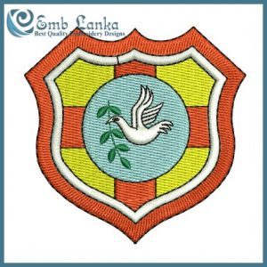 Tonga National Rugby Union Team Logo Embroidery Design Logos