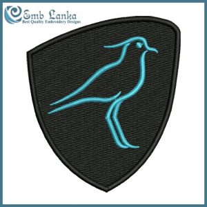 Uruguay National Rugby Union Team Logo Embroidery Design Logos
