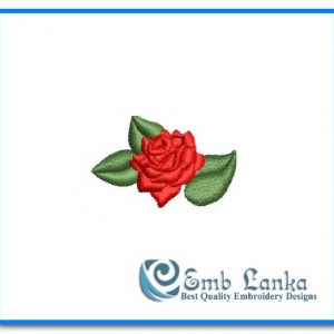 Cute Red Rose Flower 300x300, Emblanka