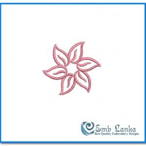 Pink Flower 300x300, Emblanka