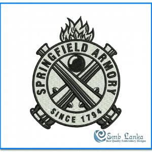 Springfield Armory Logo 300x300, Emblanka