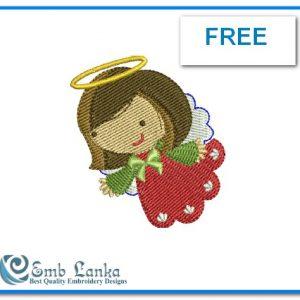 Free Cute Angel 2 300x300, Emblanka