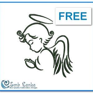 Free Cute Angel 300x300, Emblanka