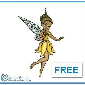 Free Cute Angel Girl 300x300, Emblanka