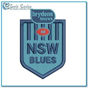 New South Wales Rugby League Team Logo 300x300, Emblanka