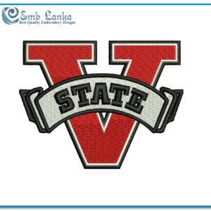 Valdosta State Blazers Football Team Logo 300x300, Emblanka